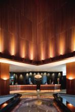 Mandarin Oriental Singapore - Lobby