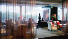 Mandarin Oriental Singapore - Lounge