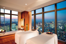 Mandarin Oriental Tokyo - Spa