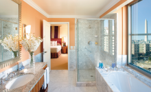 Mandarin Oriental Washington DC - Bathroom
