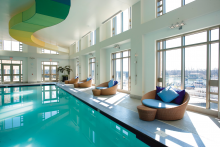 Mandarin Oriental Washington DC - Pool
