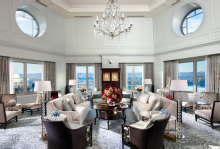 Mandarin Oriental Washington DC - Presidential Suite