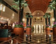 Pan Pacific Hotel Kuala Lumpur Airport - Hotel Lobby