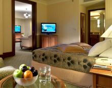 Pan Pacific Hotel Kuala Lumpur Airport - Superior Suite