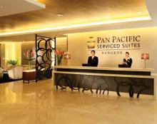 Pan Pacific Serviced Suites Bangkok - Lobby