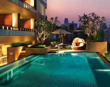 Pan Pacific Serviced Suites Bangkok - Pool