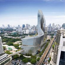 Park Hyatt Bangkok to open in 2014