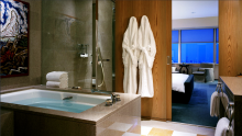 Park Hyatt Tokyo - Deluxe Bathroom