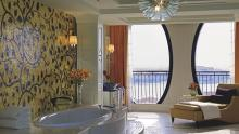 Ritz-Carlton Abu Dhabi, Grand Canal - Royal Suite