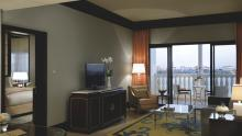 Ritz-Carlton Abu Dhabi, Grand Canal - Suite