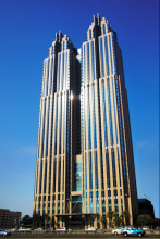 Shangri-La Dubai - Exterior