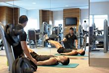 Shangri-La Dubai - Gym