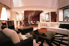 Shangri-La Dubai - Presidential Suite