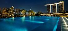 The Fullerton Bay Hotel - Pool