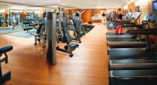 The Landmark Mandarin Oriental, Hong Kong - Gym