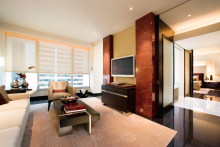 The Landmark Mandarin Oriental, Hong Kong - Suite