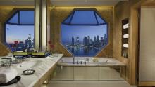 The Ritz-Carlton Millenia Singapore - Bathroom