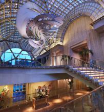 The Ritz-Carlton Millenia Singapore - Lobby