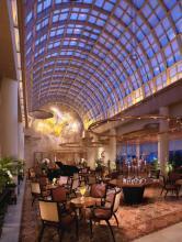 The Ritz-Carlton Millenia Singapore - Lounge