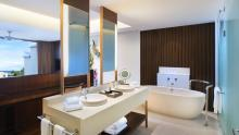 Vana Belle, a Luxury Collection Resort - Classic Pool Bathroom