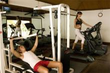 Veligandu Island Resort - Fitness Center