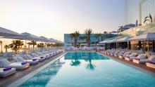 W Barcelona Hotel - Pool