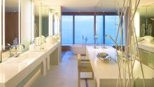 W Barcelona Hotel - Suite Bathroom