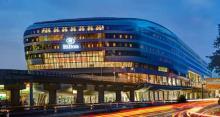 Hilton Frankfurt Airport Hotel - Exterior