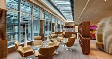 Hilton Frankfurt Airport Hotel - Lounge