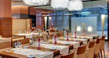 Hilton Frankfurt Airport Hotel - Restaurant