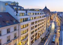 Mandarin Oriental Paris - Hotel Exterior