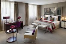Mandarin Oriental Paris - Guest Room