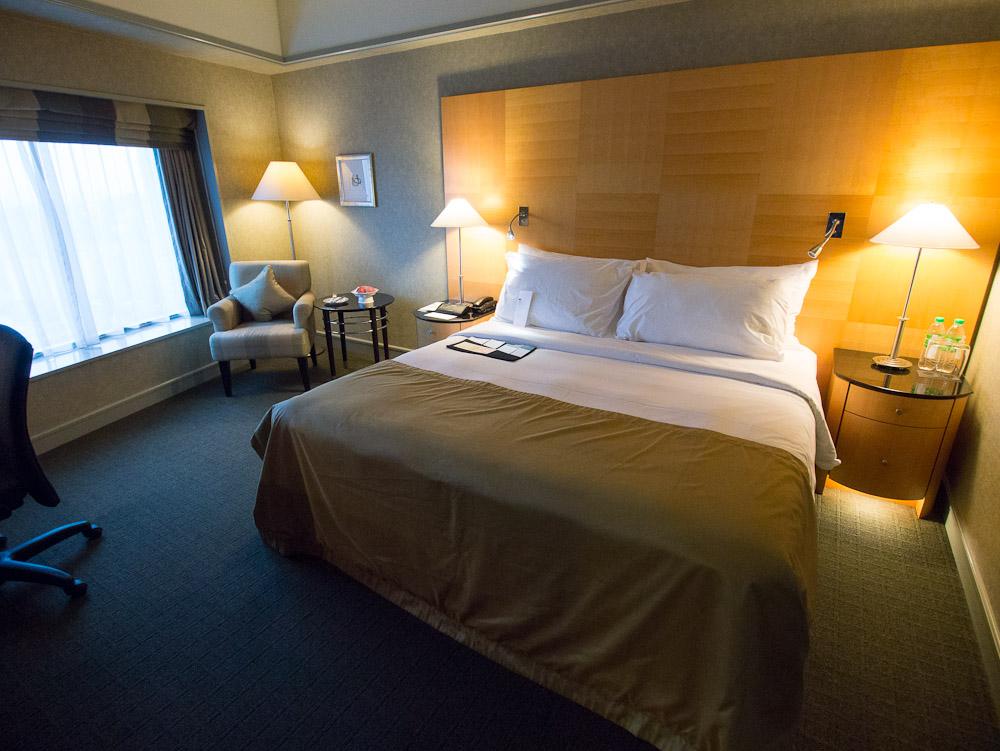 Le Meridien Kuala Lumpur Hotel - Club Room