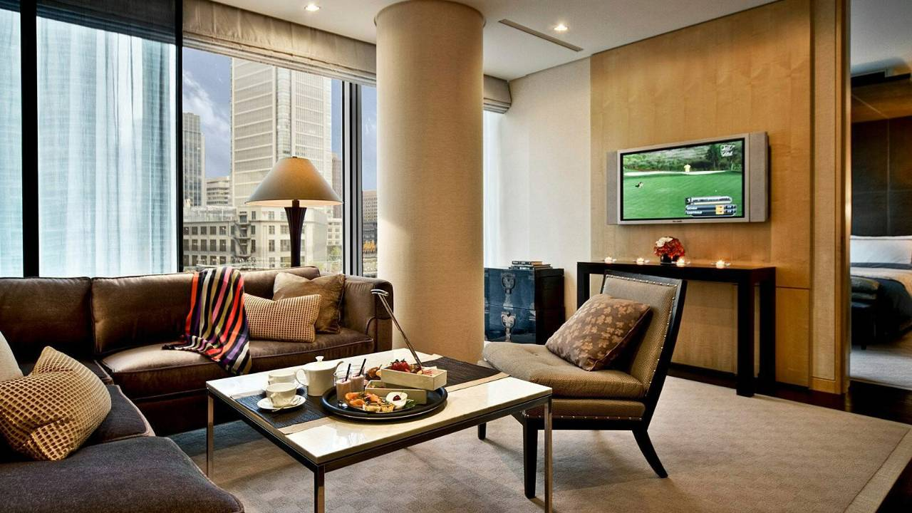 Four Seasons Hotel Tokyo at Marunouchi – Executive Suite