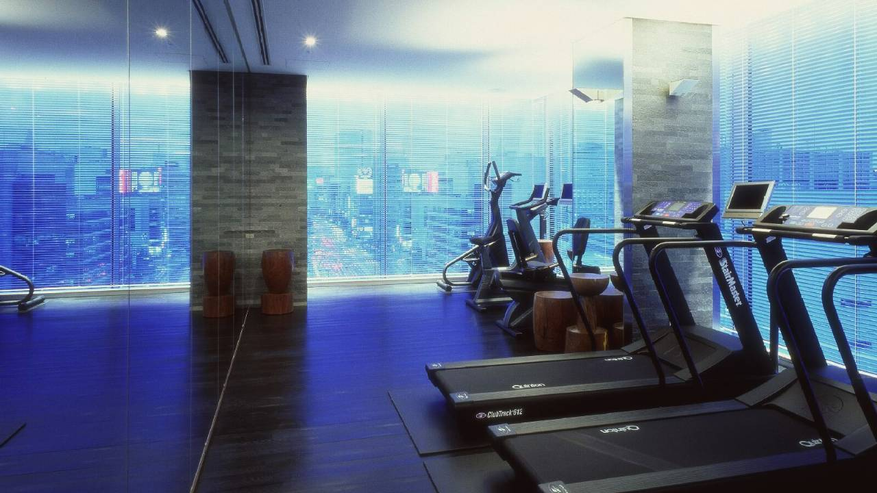 Four Seasons Hotel Tokyo at Marunouchi – Fitness Center