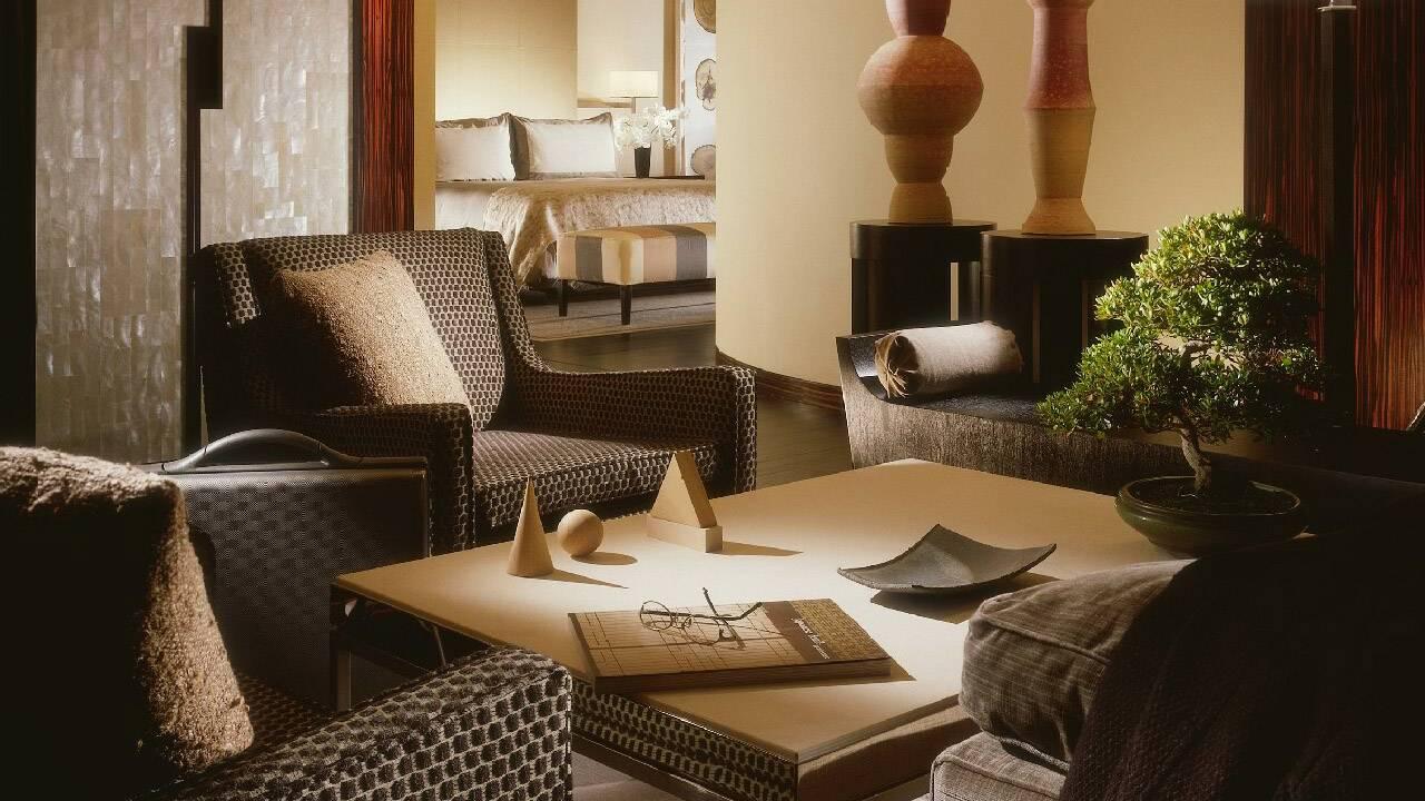 Four Seasons Hotel Tokyo at Marunouchi – One Bedroom Suite