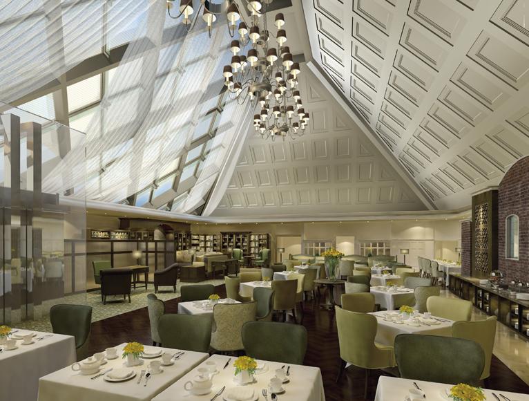 Tokyo Station Hotel - Restaurant